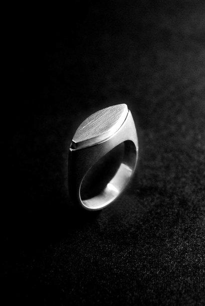 (As)ring MARKIES, zilver