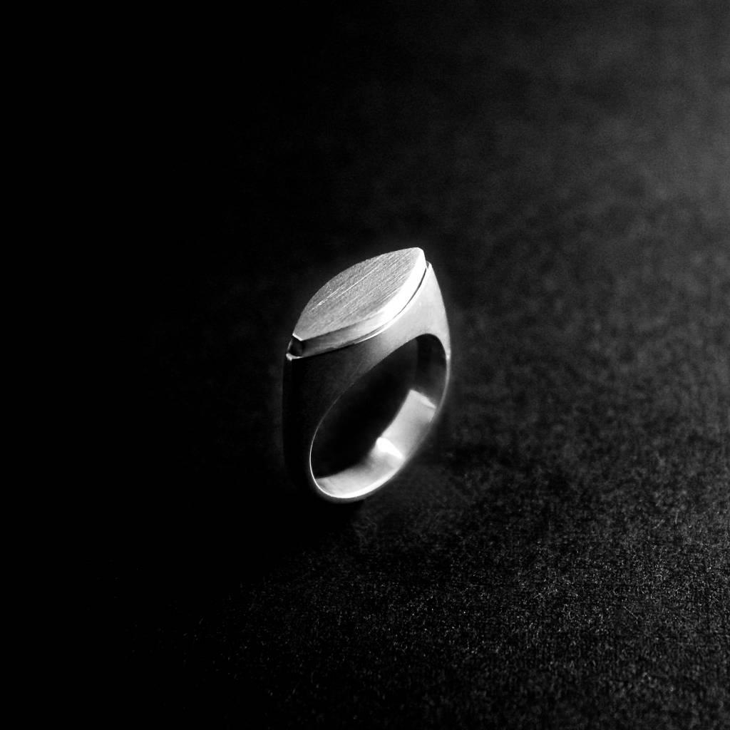 (As)ring MARKIES, zilver-1