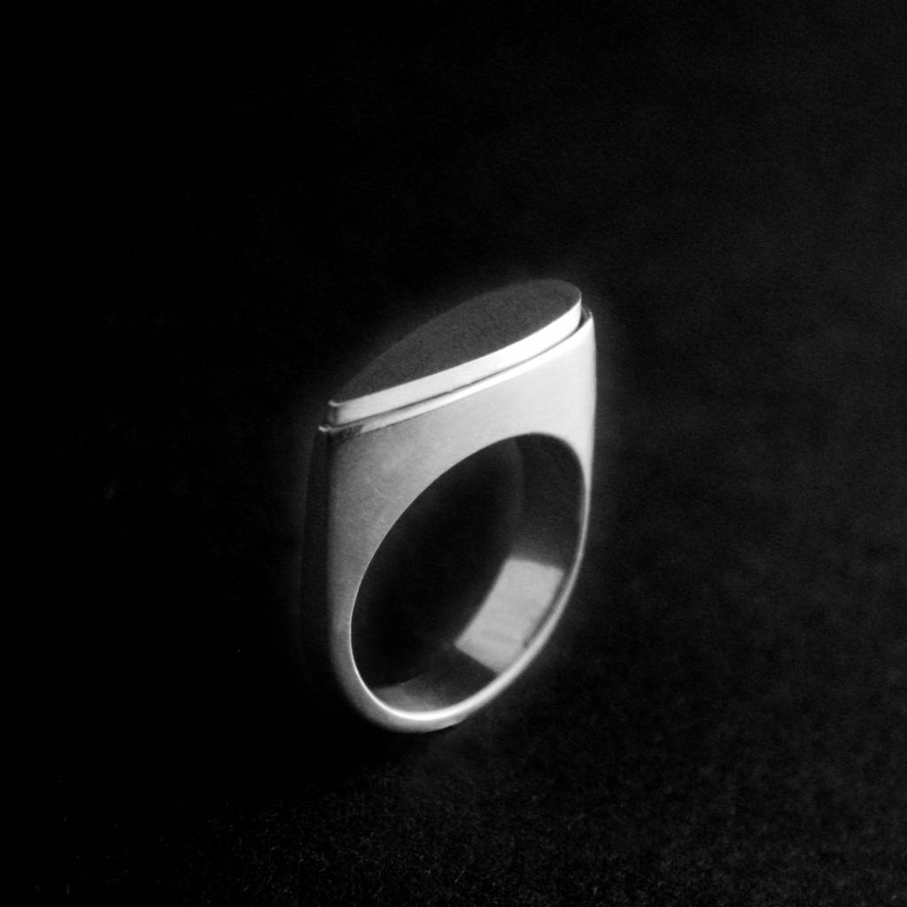 (As)ring SPAT, zilver-1