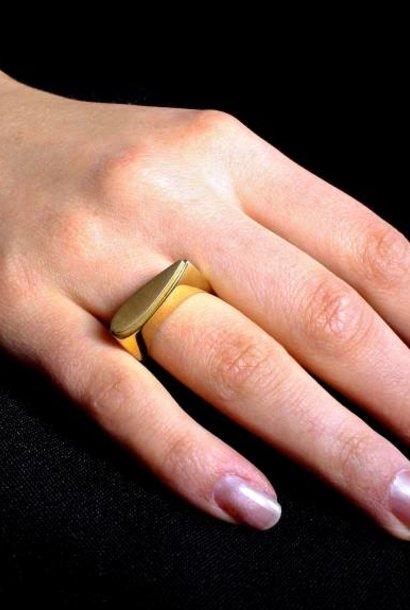 (As)ring SPAT, goud