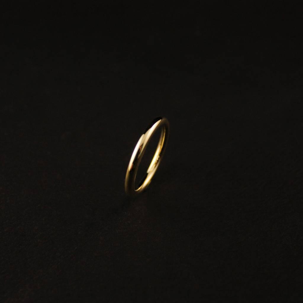 Ring ZONNEBLOEM, goud-3