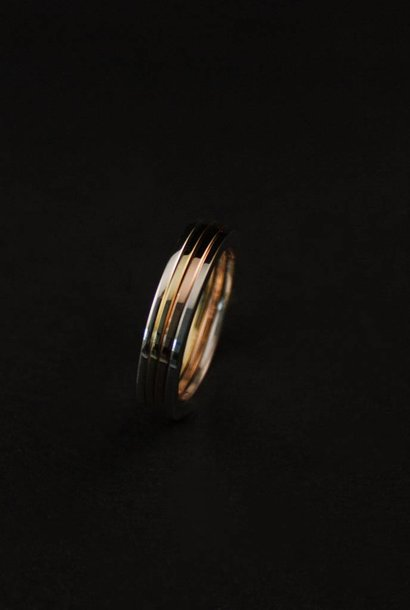 Ring FRESIA, zilver
