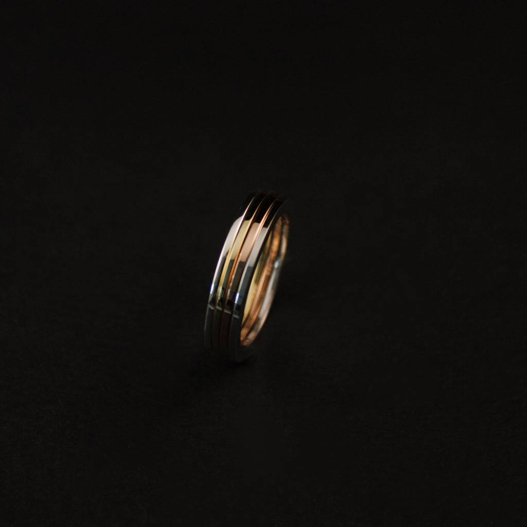 Ring FRESIA, zilver-1