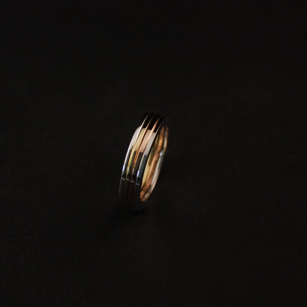 Ring FRESIA, goud-2