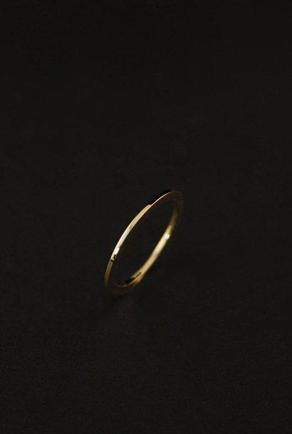 14K Gouden aanschuifring FRESIA