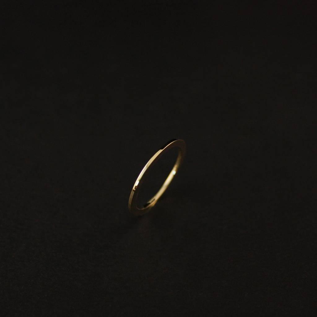 Ring FRESIA, goud-1