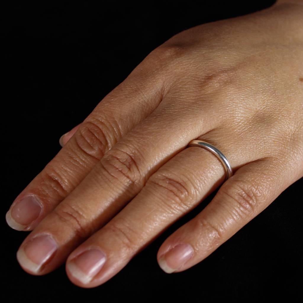 Ring ZONNEBLOEM, zilver-4