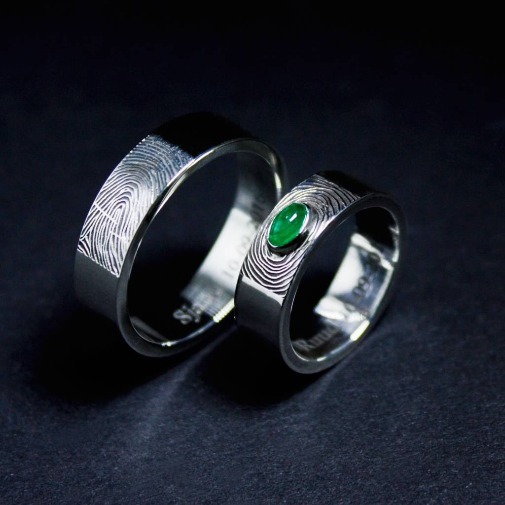 Ring PUURTROUW, zilver-1
