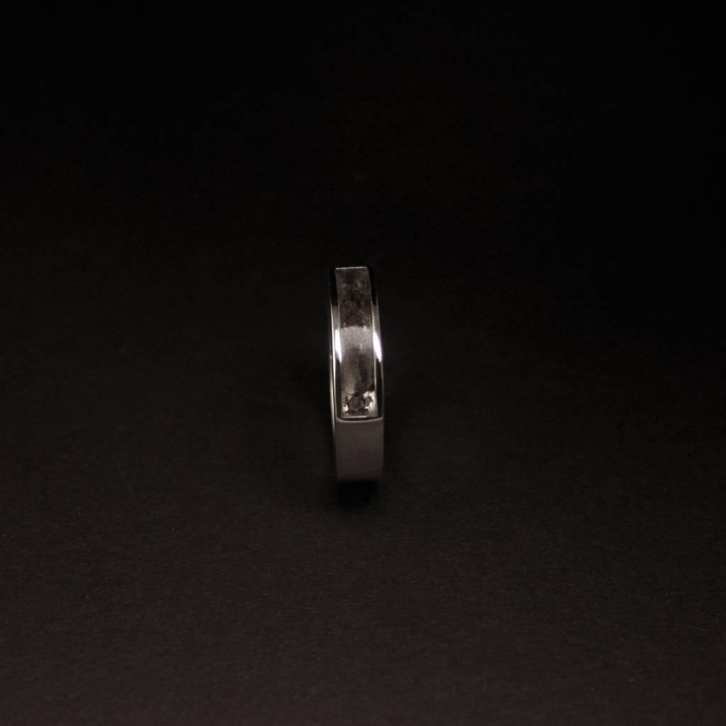 (As)ring MEMORIE, zilver-4