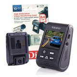 Viofo dashcam A119 (V2), incl. GPS, 64Gb Sandisk card en Nederlandse handleiding