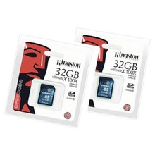 Duopack Kingston Micro-SD 32Gb