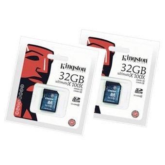 Duopack Kingston Micro-SD 32Gb
