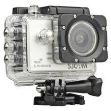 SJCAM SJ5000x Elite Sony IMX078 Gyro 4K@24fps 2K Action Camera in Zwart of Silver