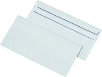 Briefumschläge 1000 St./Pack. ohne Fenster 220 x 110 mm