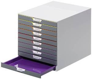 Durable Schubladenbox Varicolor 10