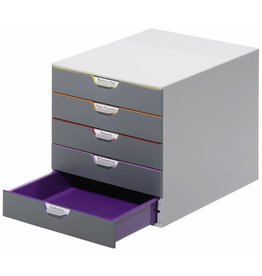 Durable Schubladenbox Varicolor 5