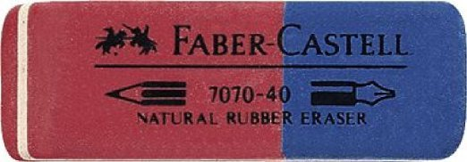 Faber Castell Radierer
