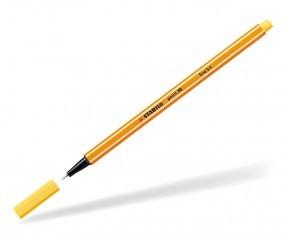 Stabilo Fineliner point 88 gelb