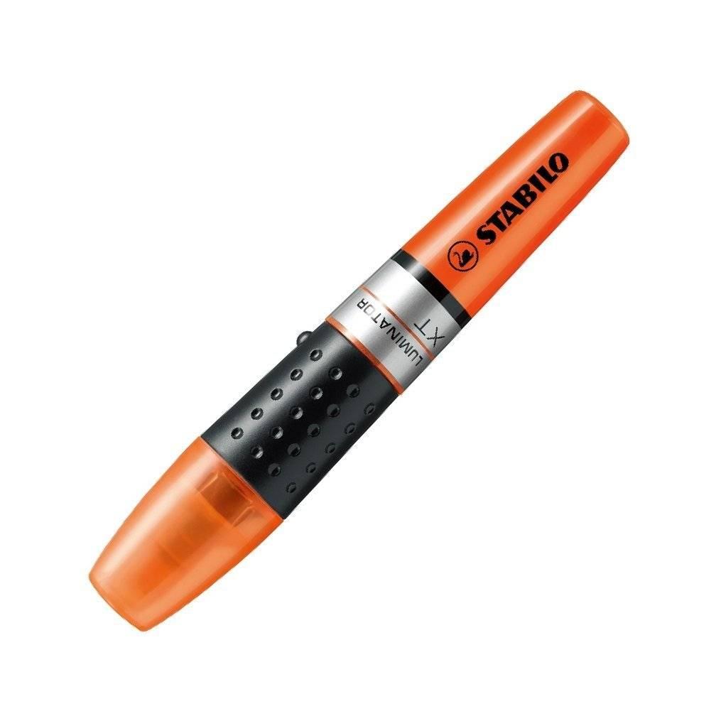 Stabilo Textmarker Luminator orange