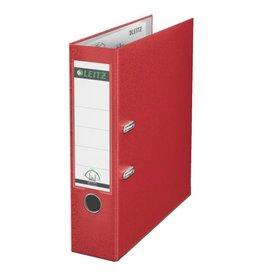 Leitz Qualitäts-Ordner 180° Plastik A4, 80 mm, rot