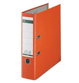 Leitz Qualitäts-Ordner 180° Plastik A4, 80 mm, orange