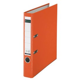 Leitz Qualitäts-Ordner 180° Plastik A4, 52 mm, orange