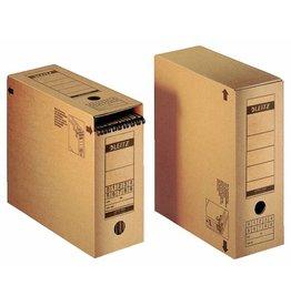 Leitz Archiv-Schachtel mit Verschlussklappe