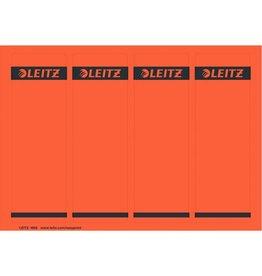 Leitz PC-beschriftbare Ordner-Rückenschilder, selbstklebend, breit/kurz, DIN A4