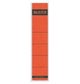Leitz Ordner-Rückenschilder schmal/kurz, selbstklebend, DIN A4