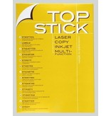 TOP STICK Etiketten 70 x 37 mm DIN A4 100 Blatt Packungen