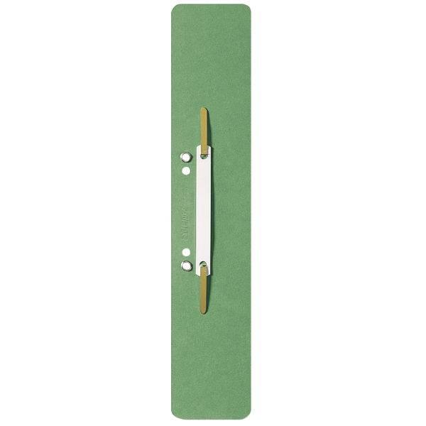 Leitz Karton-Heftstreifen, lang, geöst, 25 Stück