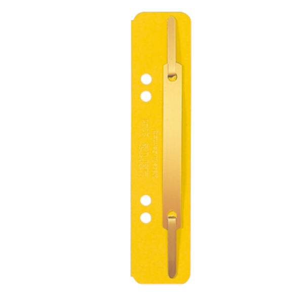Leitz Karton-Heftstreifen, kurz, 25 Stück