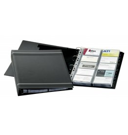 Durable Visitenkartenringbuch Visifix DIN A4