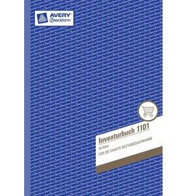 Avery Zweckform Inventurbuch DIN A4
