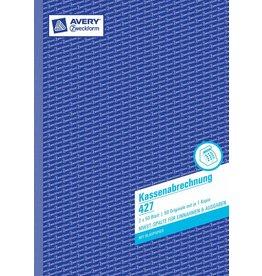 Avery Zweckform Kassenabrechnung DIN A4