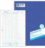Avery Zweckform Kassenbuch DIN A4