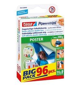 tesa Klebepads Powerstrips Poster 96 St./Pack.