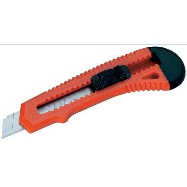 Cutter Profi, 18 mm Farbe: rot