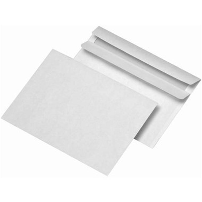 Briefumschläge 1000 St./Pack. DIN C6 ohne Fenster 162 x 114 mm
