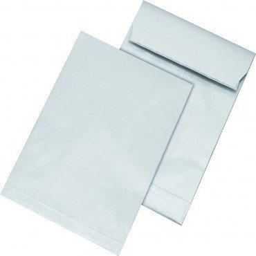 Faltentaschen DIN C4, Farbe: weiß 100 St./Pack. 140 g/m²
