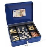 Wedo Geldkassette blau 30 x 9 x 24 cm (B x H x T)