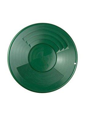 """SE SE Goudpan 14"""" 2 riffelsoorten 35cm groen"""