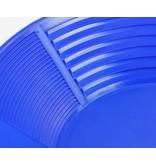 NEW PIONEER New Pioneer Goudpan 16'' XXL 2 riffelsoorten 41,5 blauw