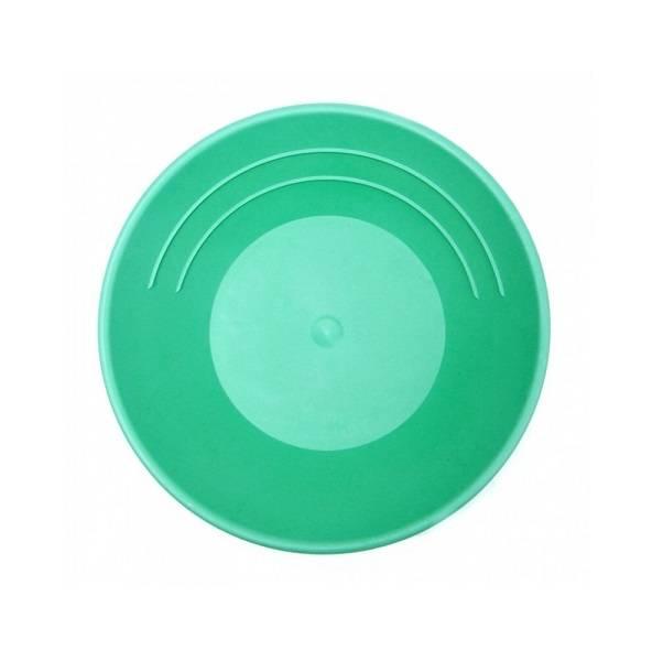 "SONA Sona goudpan 10"" - 26cm groen"