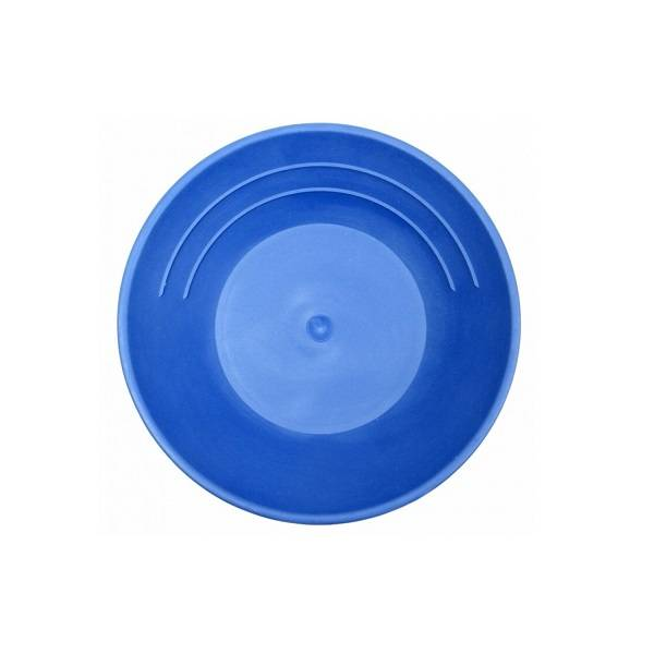 "SONA Sona goudpan 10"" - 26cm blauw"