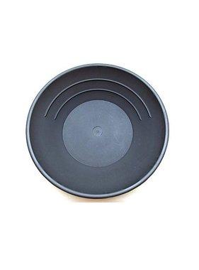 "SONA Sona goudpan 10"" - 26cm zwart"