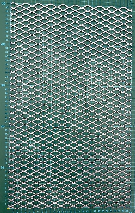 Strekmetaal 30x95cm