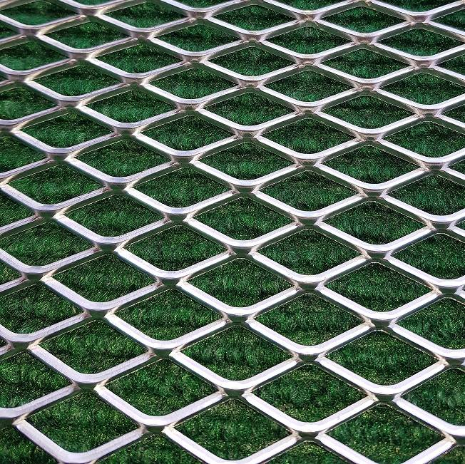Riffel tapijt/mat voor in de sluisbox  30x90cm, groen