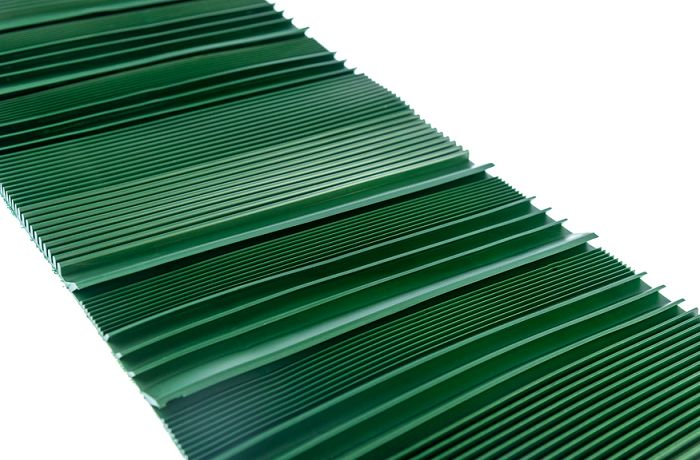 SONA Sona riffelmat, rubber mat met 3 verschillende riffels
