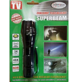 Hofftech Hofftech zaklamp superbeam LED, OPRUIMING
